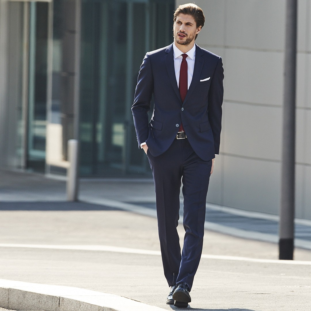 Reporter suit model Milano